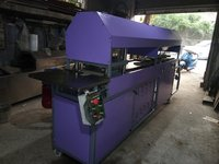 Semi Chapati Puffer Machine
