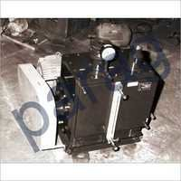 Oil seal vacuum pump