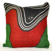 Antique Bohemian Pillow