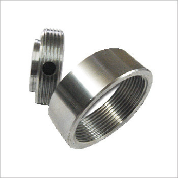 JCB Stablizer Chuck Nut Assembly