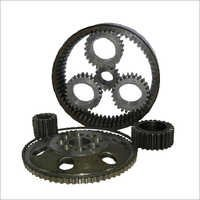 Rear Wheel Gear Parts