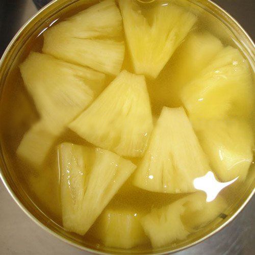 Canned Pineapple Chunked