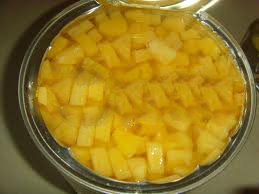 Canned Pineapple Tidbit
