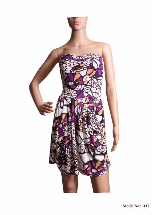 Mini and Long Dresses