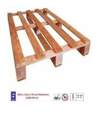 Light Weight Wooden Pallet From Ankleshwargujaratindia