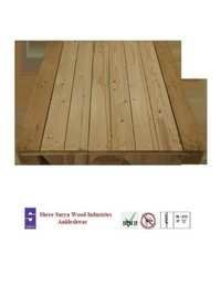 Flat Top Wooden Pallet
