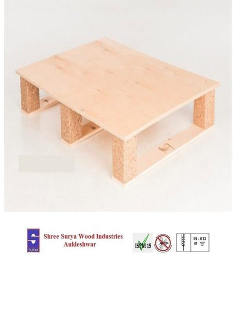 Wooden quality plate