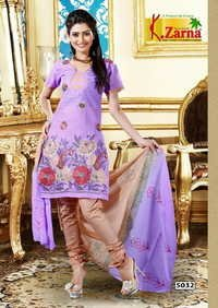 Ladies Unstitched Salwar Suits