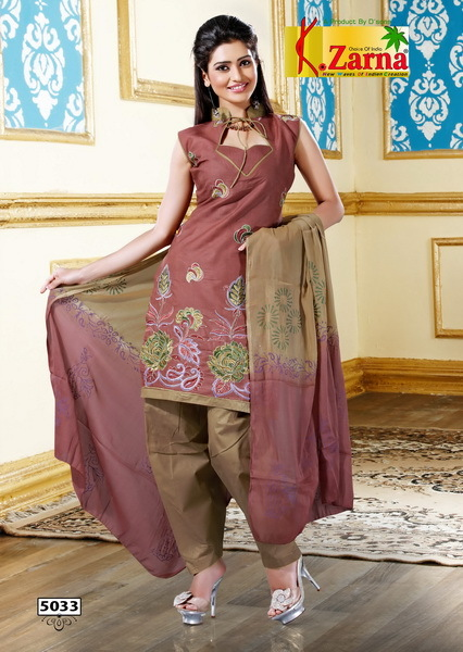 Ladies Fancy Salwar Kameez