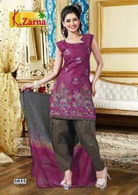 Ladies Cotton Salwars Suit
