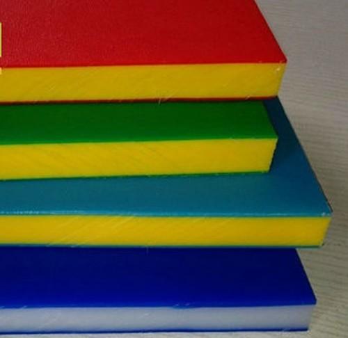 HDPE Sandwich Sheets