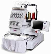 ONE HEAD AUTOMATIC EMBROIDERY MACHINE