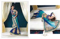 Bridal Pure Net Saree