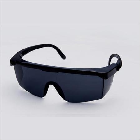 Black Safety Goggle