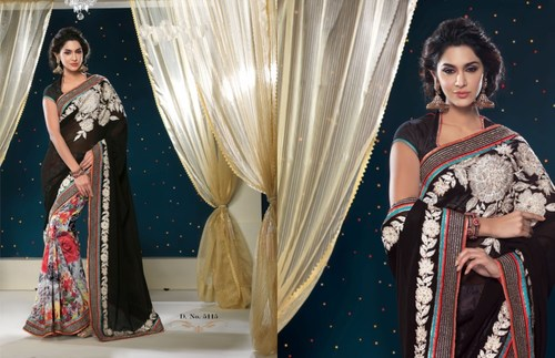 Party Wear Beautiful Saree