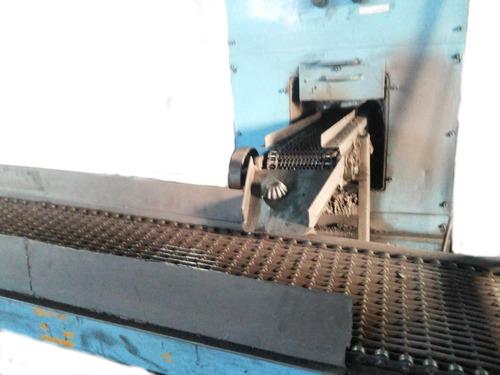 Main Press to trimming press Conveyor