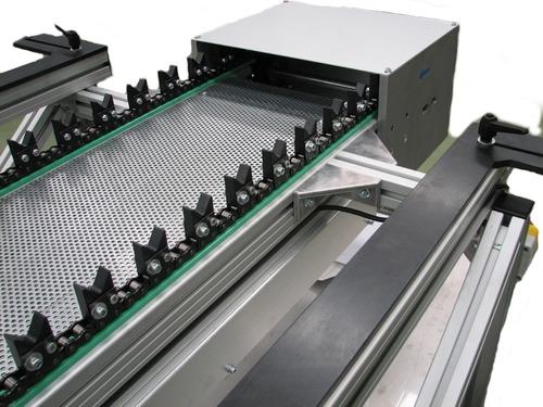 V Type Slat Conveyor