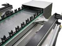 V Type Slat Conveyor
