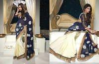 Fancy Colour Design Saree