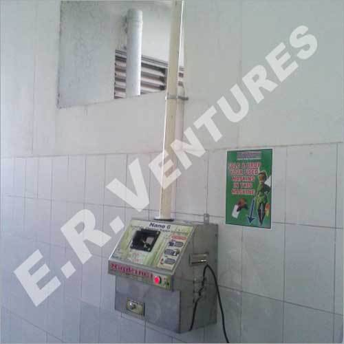 Sanitary Napkin Vending Machines and Incinerators