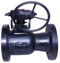 One Piece Ball Valve