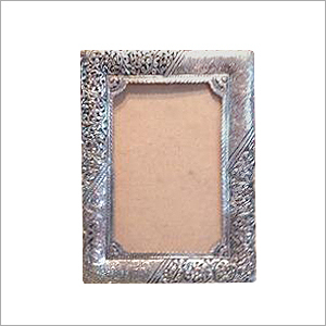 Traditional Silver Photo Frame