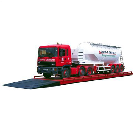 Modular Type Weighbridge