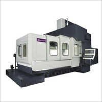 Double Column VMC Machine