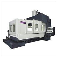 Double Column VMC Machine