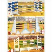 Horse Show Jumps