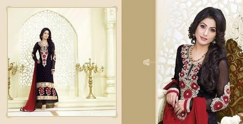 Embroidered Work Salwar Kameez