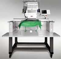WIDE SINGLE HEAD AUTOMATIC EMBROIDERY MACHINE