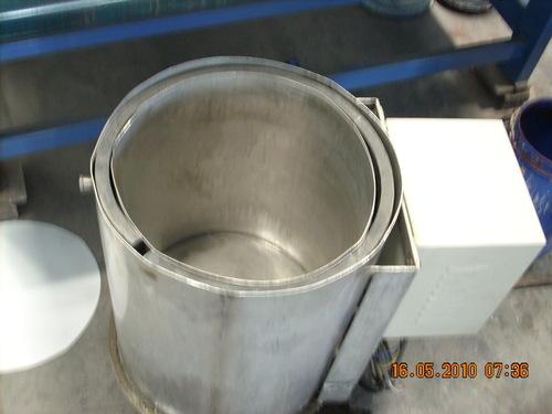 SS Wax Melting Cylinder