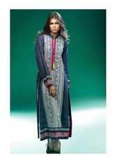 Pakistani Embriodered & Printed Kurti