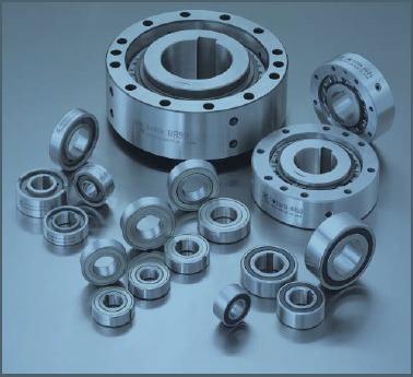 Cam clutch bearing