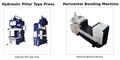 Pillar Type Press Horizontal Bending Machine