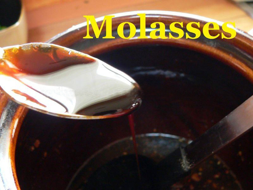 Indian Sugar Molasses