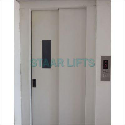Manual Telescopic Door