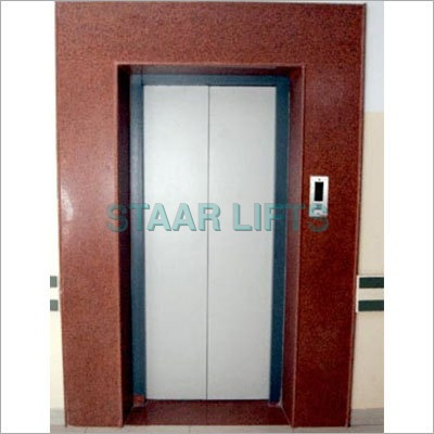 Automatic Centre Opening Door