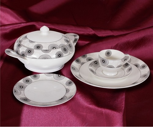 Designer Bone China Dinnerware