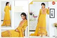 Yellow Designer Suit