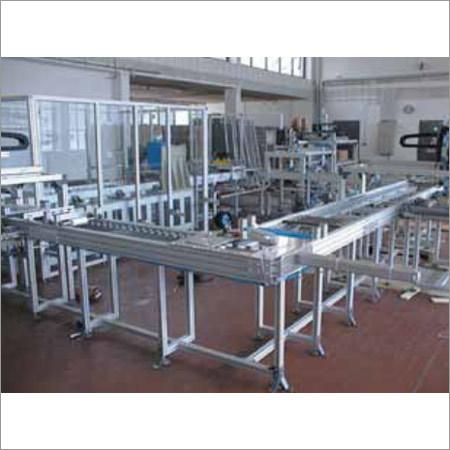 Aluminium Modular Sections