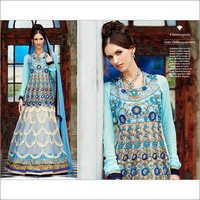 Double Layered Anarkali