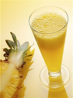 Pineapple Juice Is More Refreshing