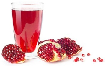 Clarified Pomegranate Juice Concentrate
