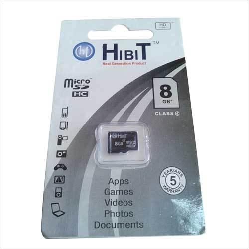 8GB HIBIT Micro SD