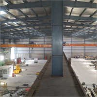 Double Girder Hot Crane