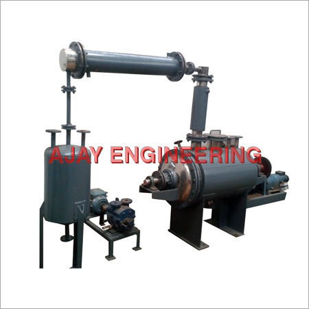 Limpet Coil Rotary Vacuum Dryer