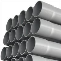 Perforated PVC Pipes