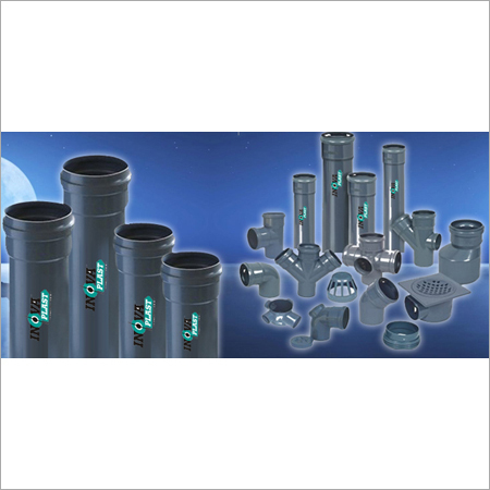 Industrial SWR Pipe Fittings